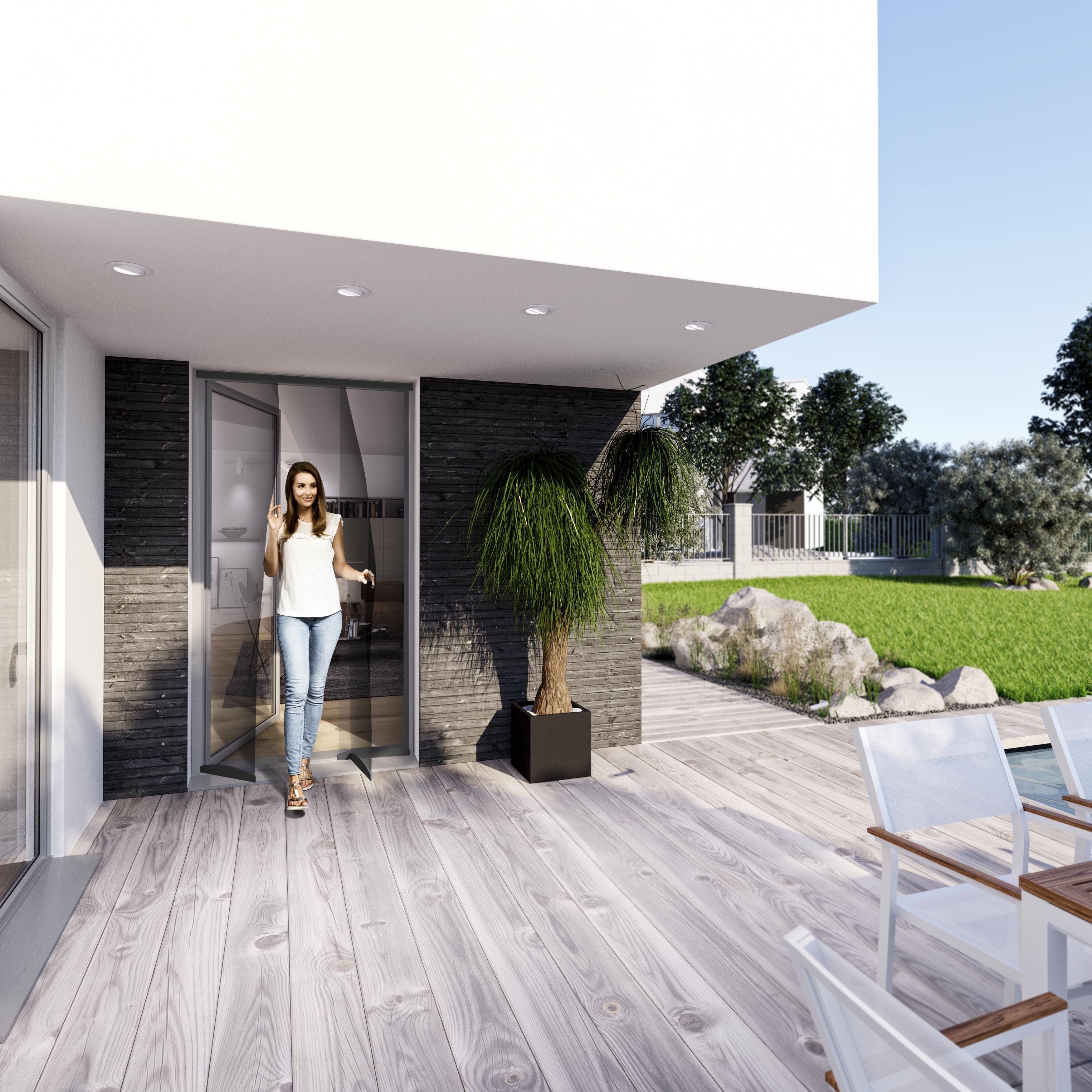 fliegengitter comfort t rvorhang teso insektenschutzsysteme. Black Bedroom Furniture Sets. Home Design Ideas