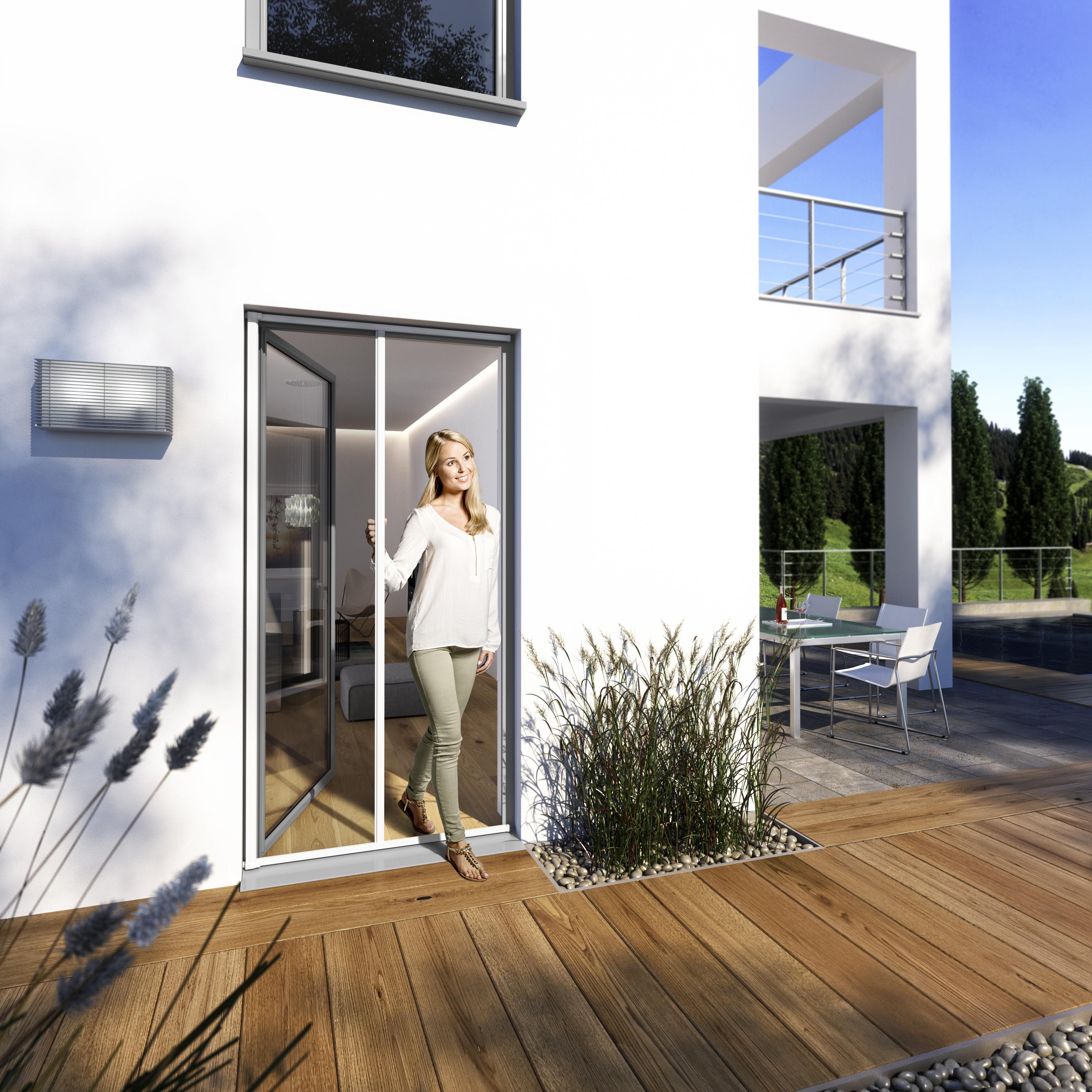 insektenschutzrolle f r t ren in wei oder anthrazitgrau 03894 teso insektenschutzsysteme. Black Bedroom Furniture Sets. Home Design Ideas